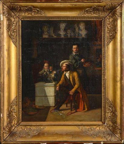 Ecole FRANCAISE du XIXe siècle