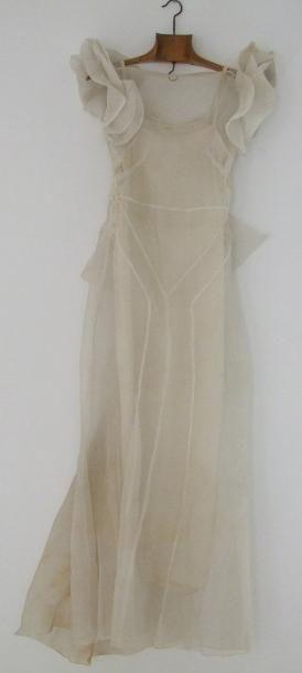 ANNÉES 30 Garde Robe d'une élégante pour...