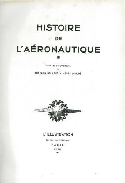 Livre. «Histoire de l'aéronautique» de Charles...