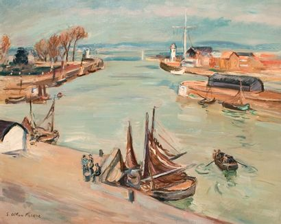 Emile OTHON FRIESZ (1879 ? 1949)
