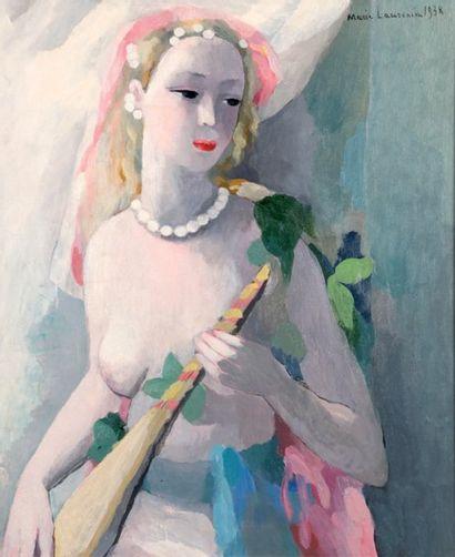 Marie LAURENCIN (1883 ? 1956)
