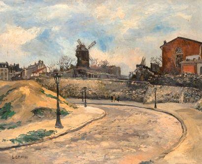 Marcel LEPRIN (1891 ? 1933)