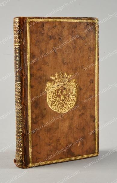 BIBLIOTHÈQUE DE LA MARQUISE DE POMPADOUR...