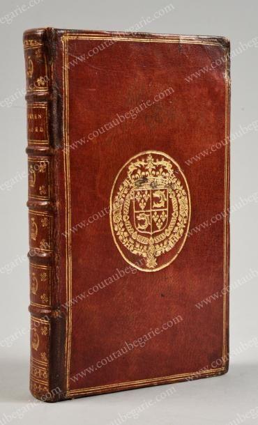 BIBLIOTHÈQUE DU PRINCE LOUIS-FERDINAND, DAUPHIN...