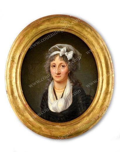 CHAUDET Anne-Elisabeth (1767-1832)