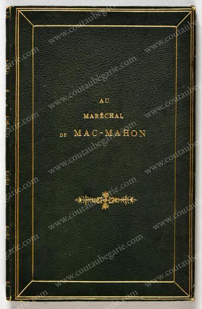 PATRICE, maréchal de Mac-Mahon (1808-1893).