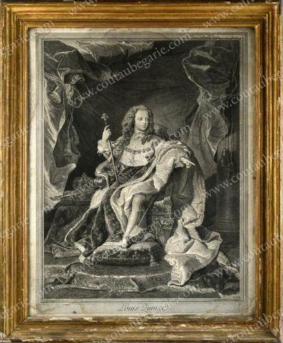 DREVET Pierre (1663-1738)