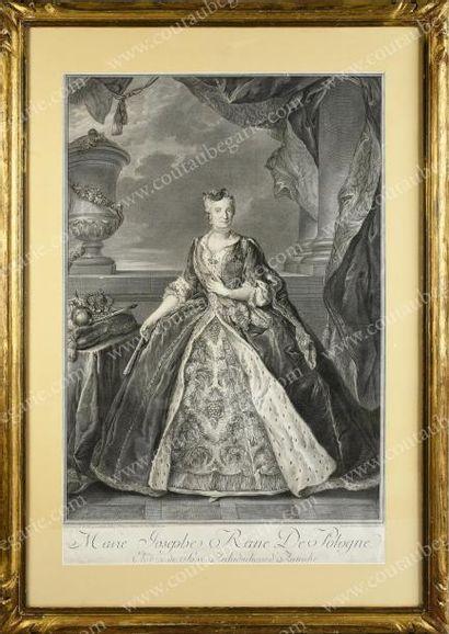 DAULLE Jean (1703-1763)