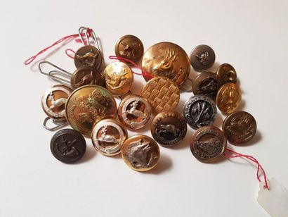 20 boutons dont, Equipage de Champiré, rallye...