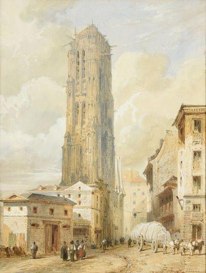 Pierre-Luc-Charles CICERI (1782 - 1868)