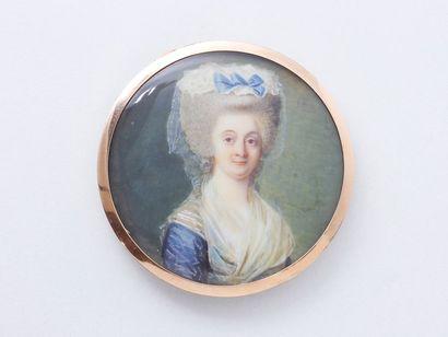 MOSNIER Jean-Laurent (1743-1808).