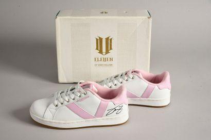 Venus William. Paire de chaussures de la...