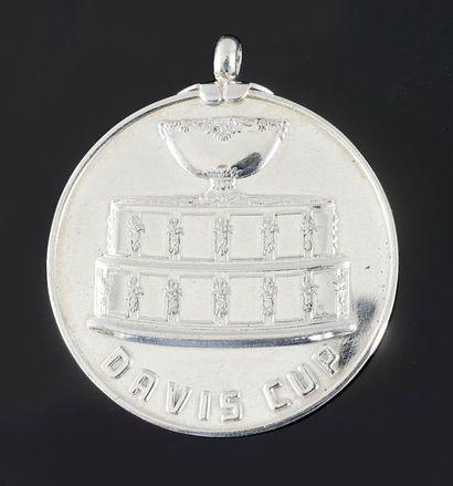 Médaille de finaliste de la Coupe Davis 1999...