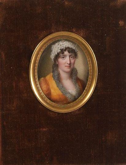 Jean-Antoine LAURENT (1763 – 1832) Portait...