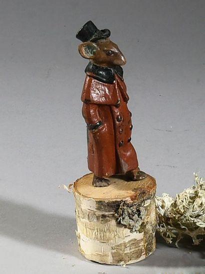 Le rat cocher H. : 7 cm