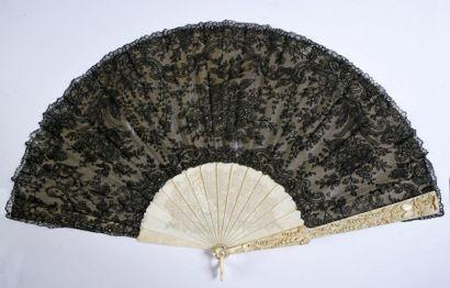 Déesse aux papillons, vers 1890-1900Grand...