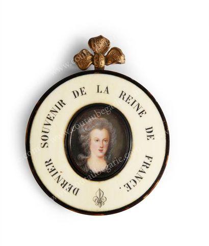 * MARIE-ANTOINETTE, reine de France (1755-1793)....