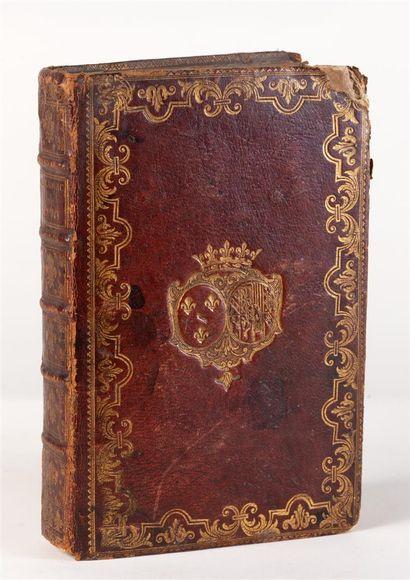 Almanach Royal, 1770, présenté à sa majesté...