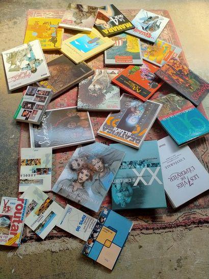 Une collection de 59 bandes déssinées : Alix,...