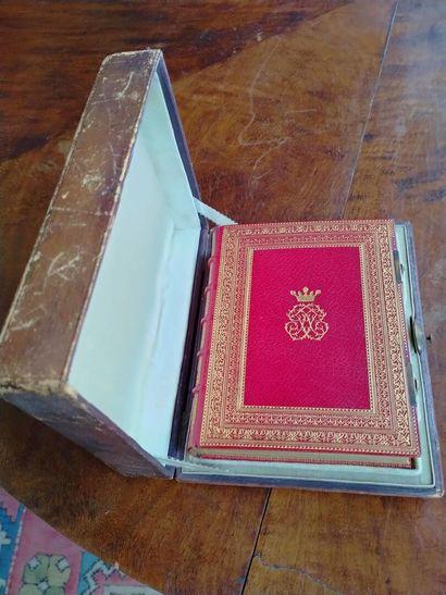 Livre d'heure du Moyen Age, Paris, Maison...
