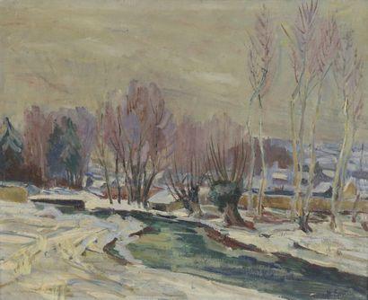 Henri EPSTEIN (1891/1892-1944)  LA DROUETTE...