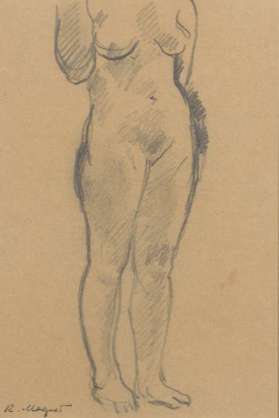 Richard MAGUET (1896-1940)   Lot de trois...