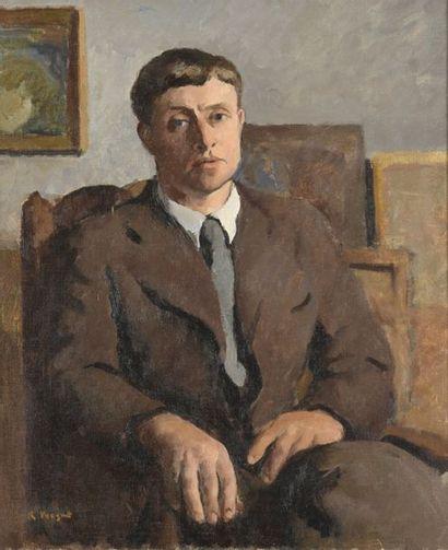 Richard MAGUET (1896-1940)  PORTRAIT DE...