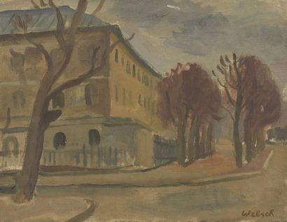 Paul WELSCH (1889-1954)  LE SEMINAIRE DE...