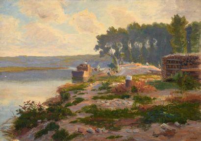 Charles WISLIN (1852-1932)  Déchargement...