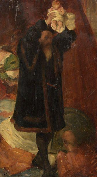 Louis COQUELET (XIX-XXe siècle)  La présentation...