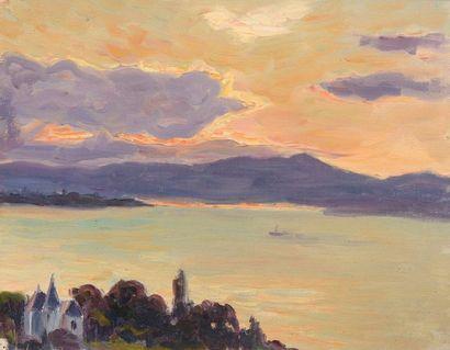 Charles WISLIN (1852-1932) Ensemble d'environ...