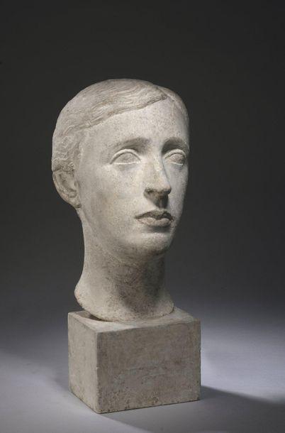 Charles DESPIAU (1874-1946)  Madame Robert...