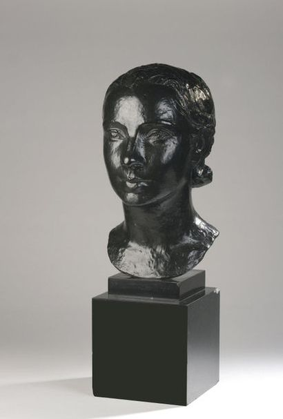 Charles DESPIAU (1874-1946)   La Princesse...