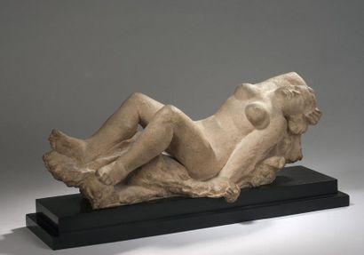 Charles MALFRAY (1887-1940)  Cybèle, 1939-1940...