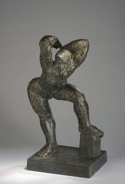 Charles MALFRAY (1887-1940)  La Vérité,...