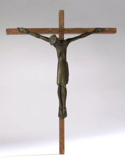 Jean LAMBERT-RUCKI (1888-1967)  Christ en...