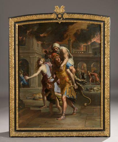 Attribué à François PERRIER (1590-1650)...
