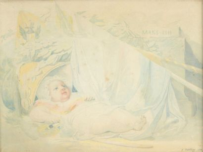 Jean Baptiste ISABEY (Nancy 1767 - Paris...