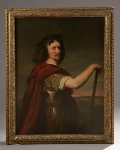 Juste d'EGMONT (Leyde 1601 - Anvers 1674)...