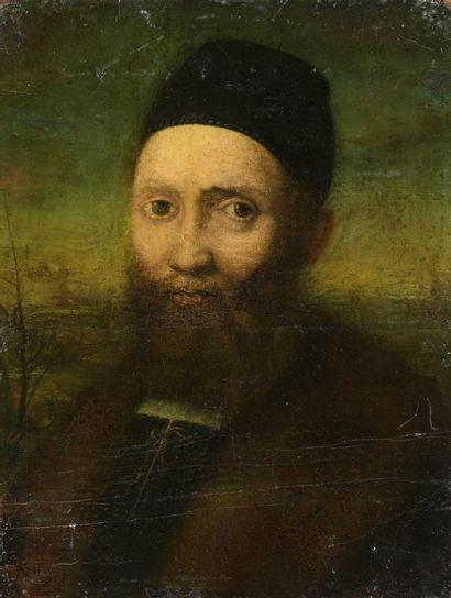 École dans le goût de la Renaissance  Portrait...