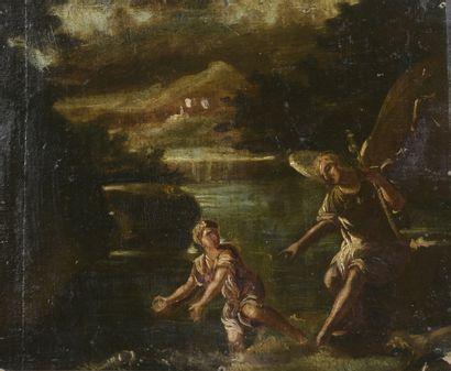 École ITALIENNE d'après le XVIIe siècle...