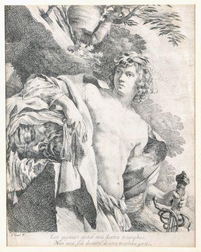- D'après Simon Vouet, attribué à Pierre...