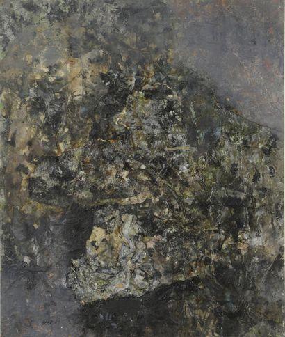 Franz BEER (né en 1929)  Sans titre, 1961...