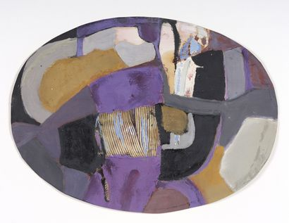Maria MANTON (1910-2003)  L'abeille, 1989...