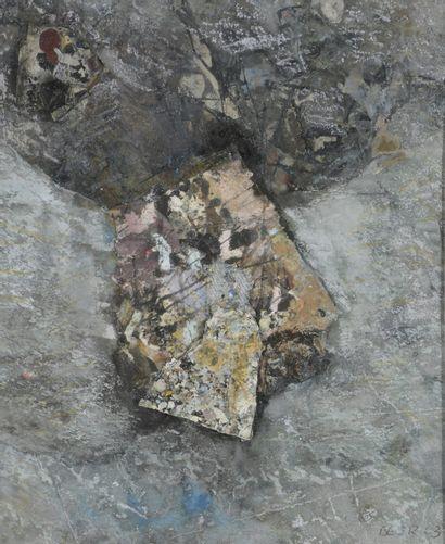 Franz BEER (né en 1929)  Sans titre, 1963...