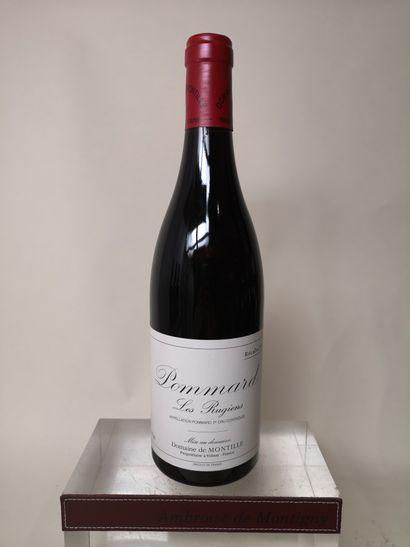 1 bouteille POMMARD 1er cru