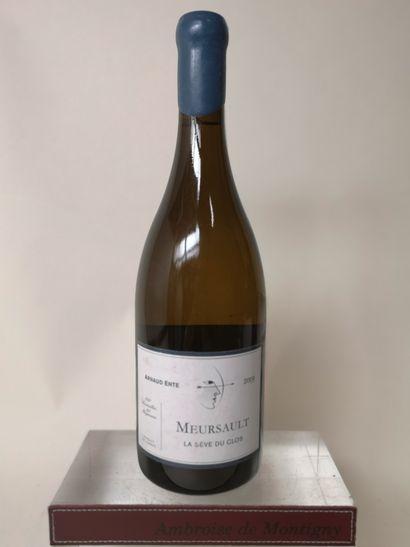 1 bouteille MEURSAULT