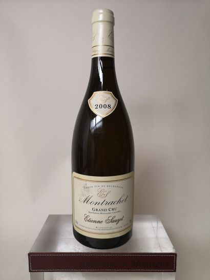 1 bouteille MONTRACHET Grand cru - Etienne...