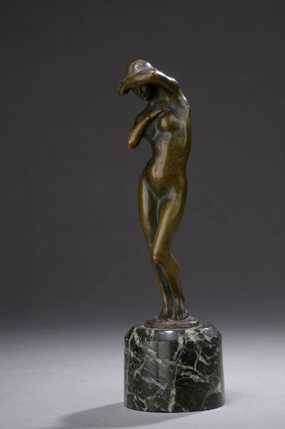 Attribué à Raoul LAMOURDEDIEU (1877-1953)...