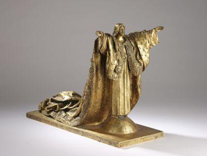 Jean Marie Joseph MAGROU (1869-1945)  Christ...